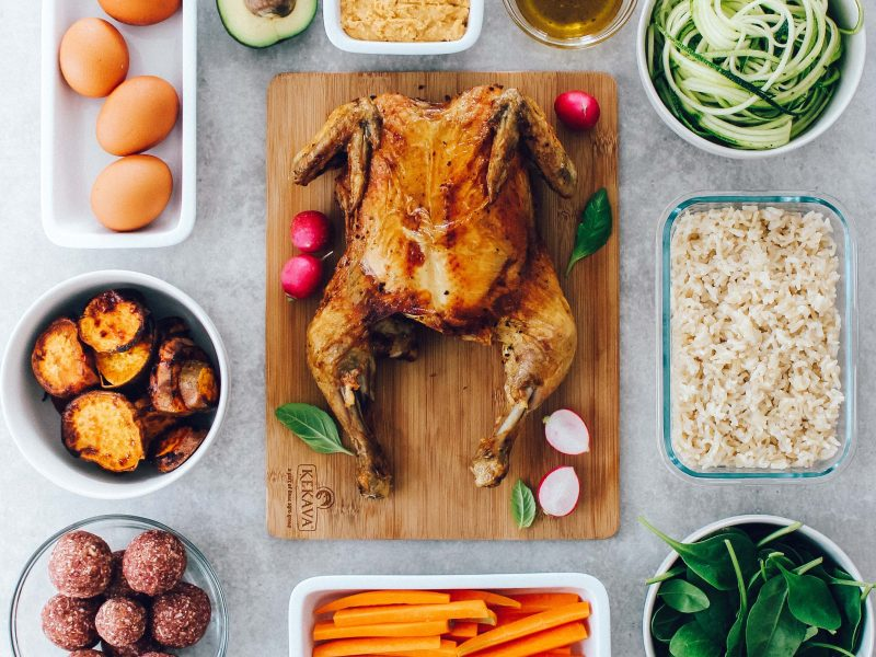 Išbandykite: užtruksite porą valandų, o maisto pasiruošite visai savaitei