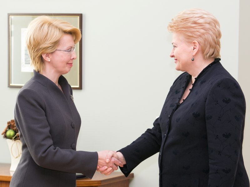 Vilniuje lankysis Latvijos ir Estijos parlamentų vadovai