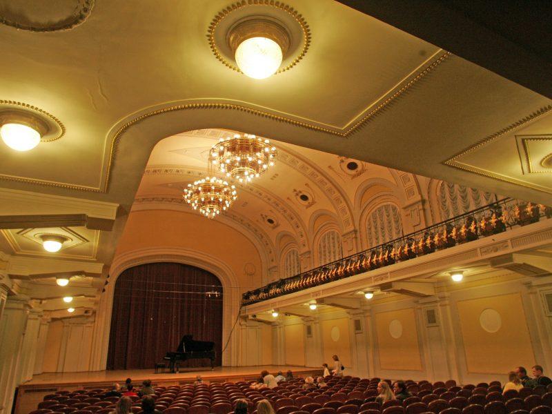 Sustabdžius salės atnaujinimo konkursą, filharmonijoje – sumaištis