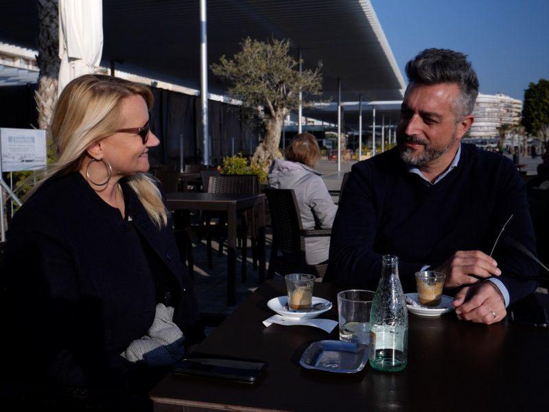 Lietuvė svajonių profesiją ir gyvenimo meilę rado Ispanijoje