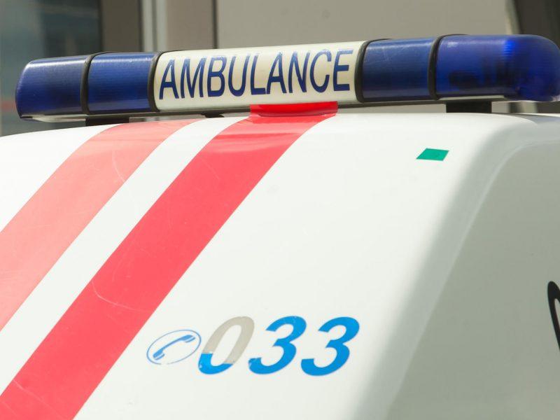 Vilniuje per eismo įvykį žuvo triračio vairuotoja