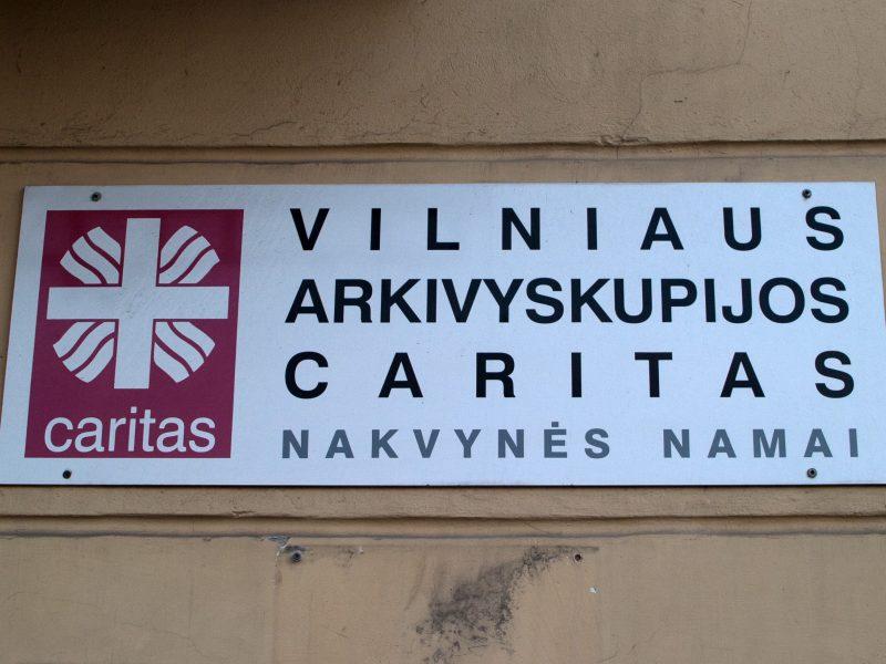 """Laukiant popiežiaus, Vilniaus """"Caritas"""" kviečia padėti vargstantiems"""