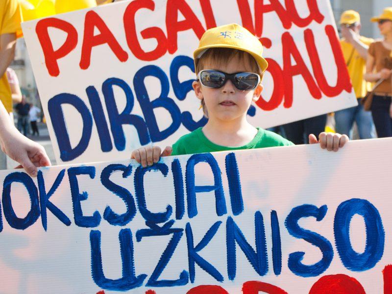 """Finansų ministerija pristatys mokesčių reformą ir """"šešėlio"""" mažinimą"""
