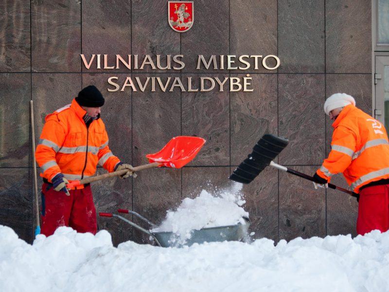 Vilniaus valdžiai susitarti su italais nepavyko