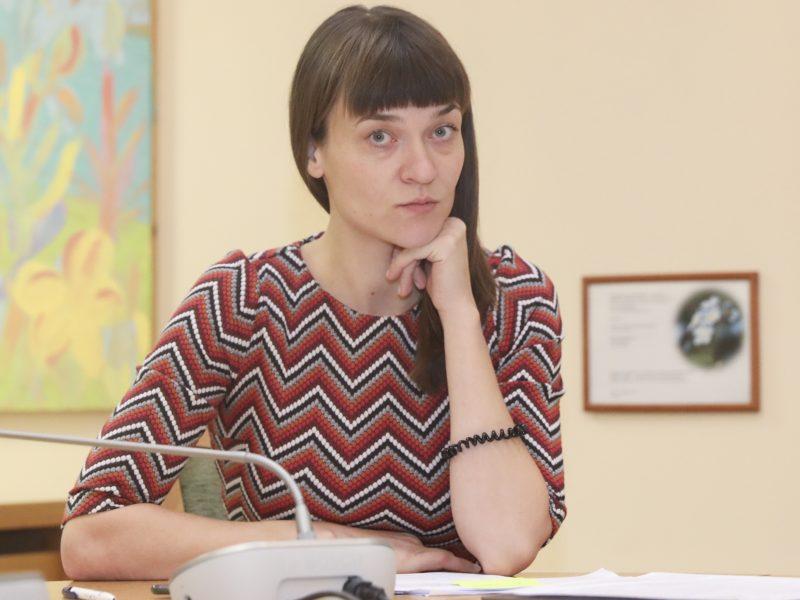 R. Morkūnaitė-Mikulėnienė: premjeras elgiasi antikonstituciškai