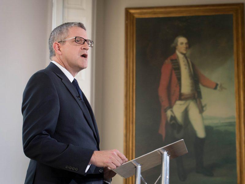 Žvalgybos vadovas: Britanijoje teroro pavojus – didžiausias per 30 metų