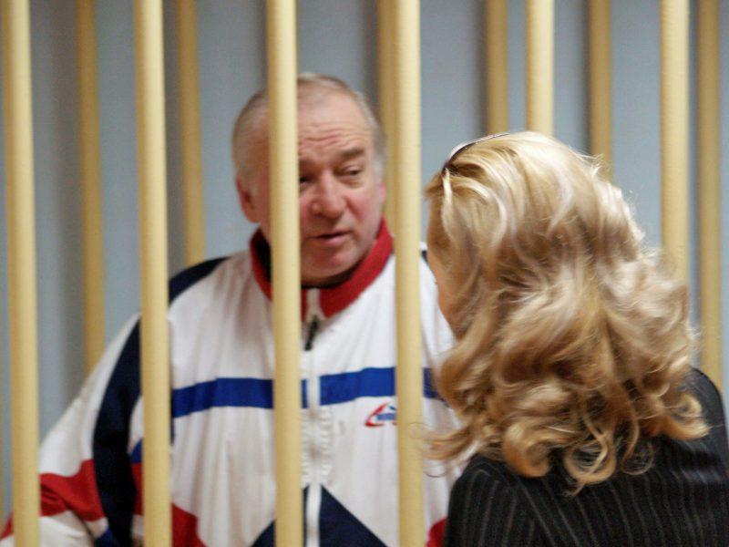 Rusų agentas S. Skripalis teikė informaciją Didžiosios Britanijos sąjungininkėms