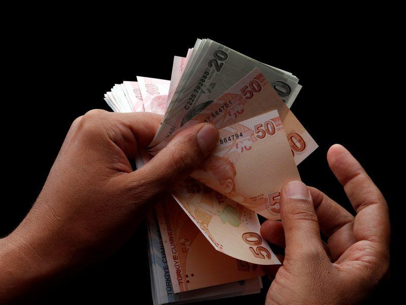 Turkijos valiutos krizė: pigesnės prekės vartotojams, bet rizikos stambesniam verslui