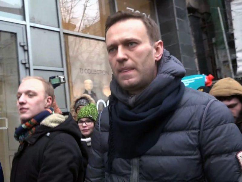 Kremlius: A. Navalnas nekelia grėsmės politiniam Olimpui