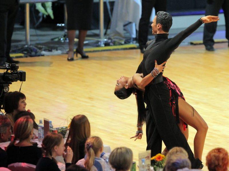 Paaiškėjo Lietuvos Lotynų Amerikos šokių čempionai