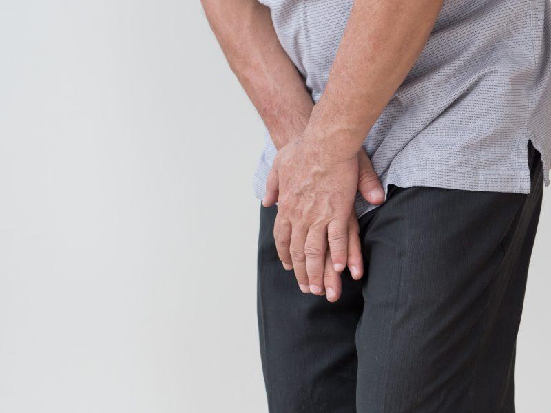 Prostatos vėžys: vyrai delsia, medikai skėsčioja rankomis