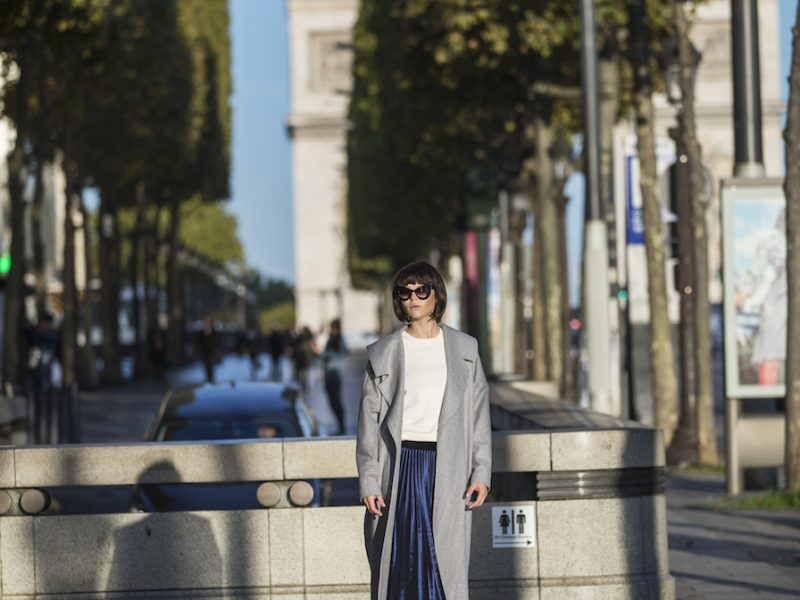"""Paryžiaus elegancija įkvėpė naują kolekciją """"Atgal į realybę"""""""