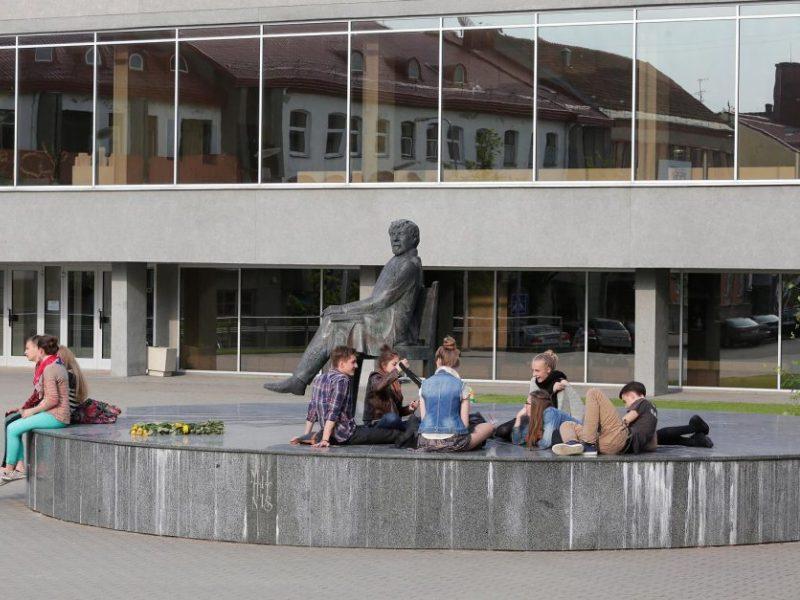 D. Tamulevičiūtės konkurso laimėtojas – Juozo Miltinio dramos teatras