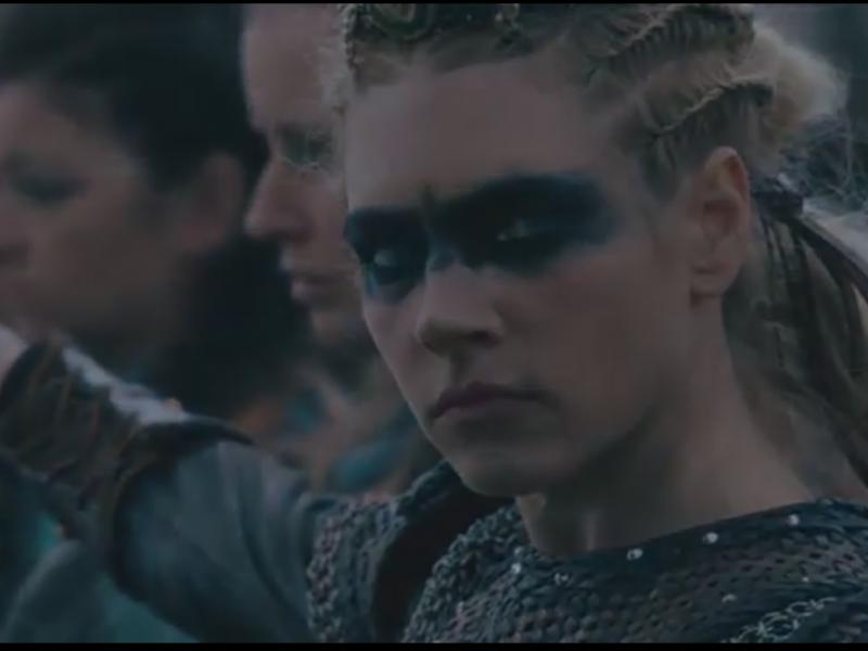 """Paskelbti penktojo """"Vikingų"""" sezono pristatomieji anonsai"""