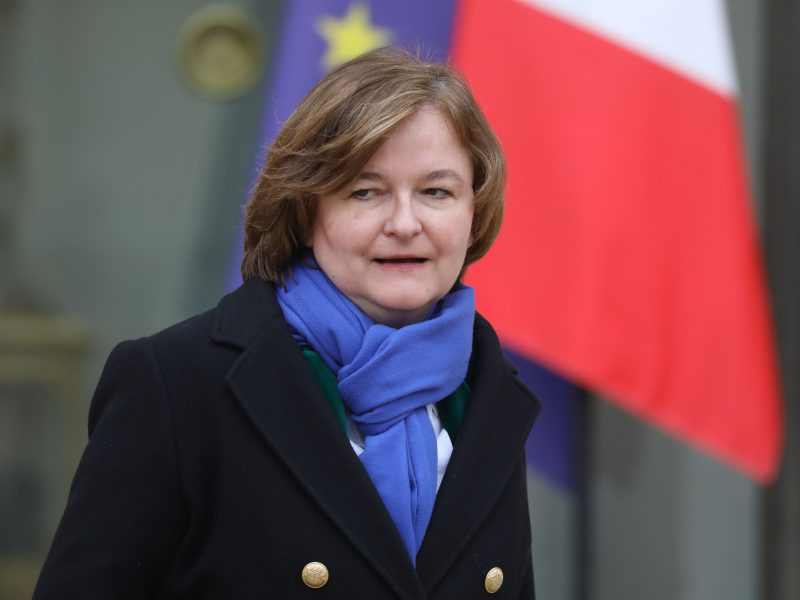 """Prancūzijos ministrė: Didžioji Britanija privalo paskubėti ir nuspręsti dėl """"Brexit"""""""