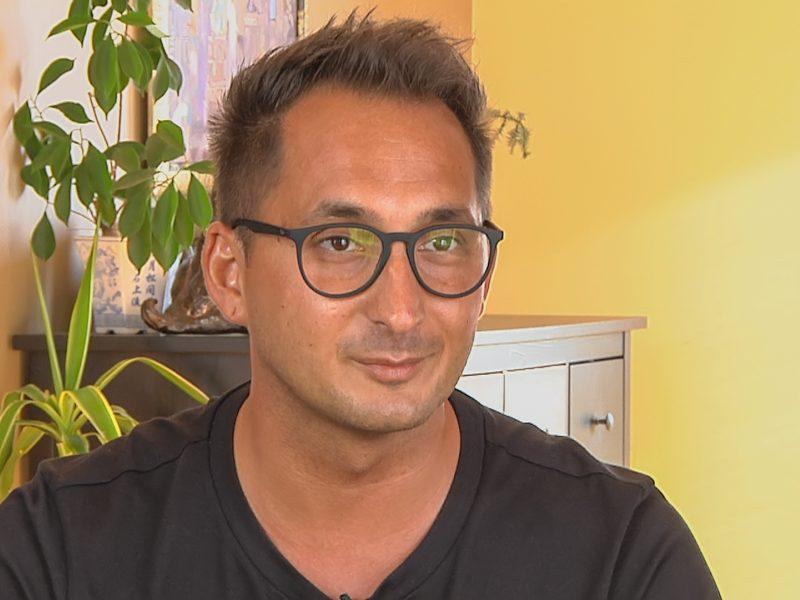 Žurnalistas O. Gasanovas: vaikystėje buvau benamių konkurentas
