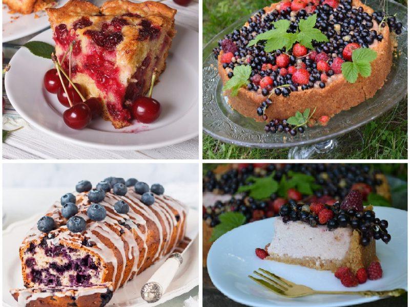 Saldusis savaitgalis padės sustabdyti vasarą <span style=color:red;>(pyragų receptai)</span>