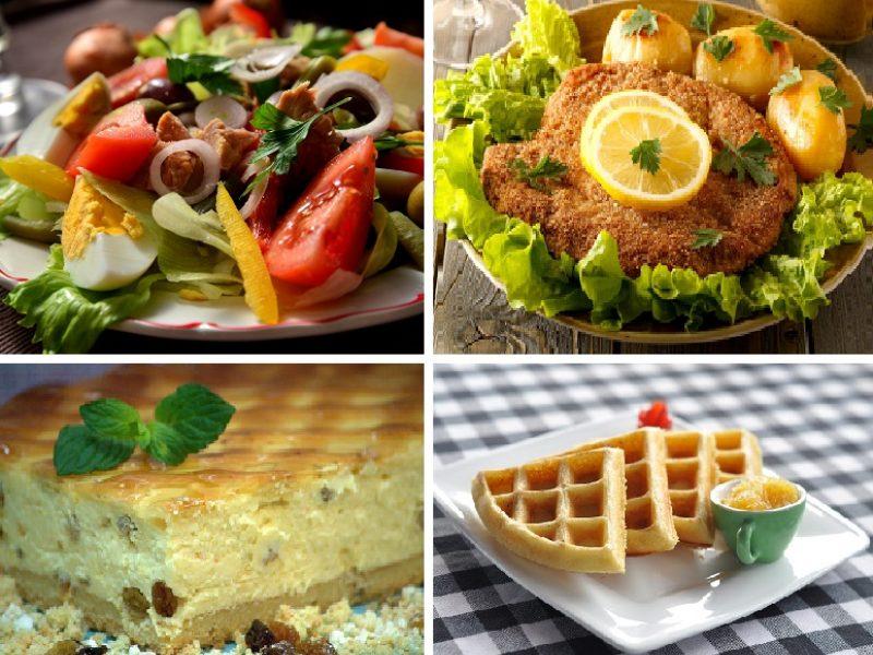 """""""Kelionių skonis"""" jūsų lėkštėje: gardūs receptai sekmadienio pietums"""