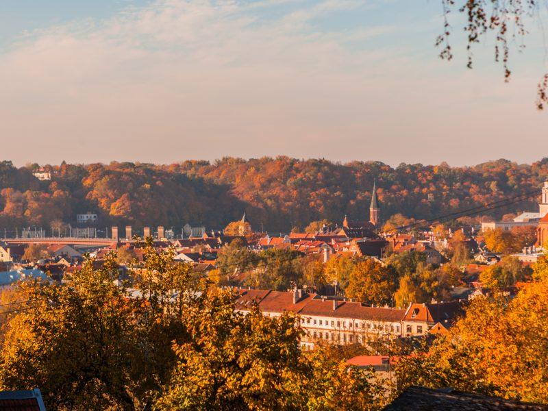 Rudenėjantis Kaunas
