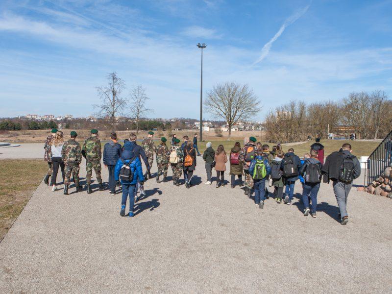 Bajorų edukacinė ekskursija