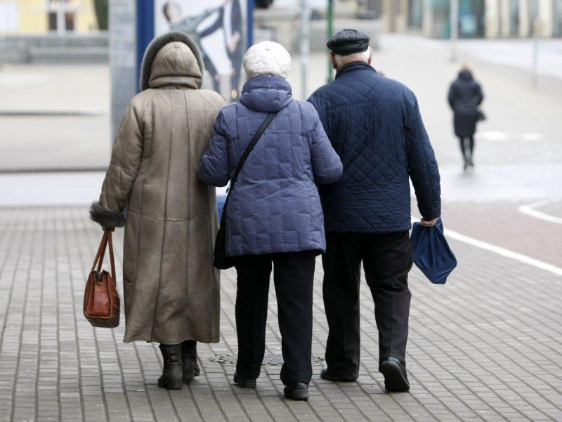 R. Karbauskis dėl vėluojančių pensijų kreipėsi į ministrą