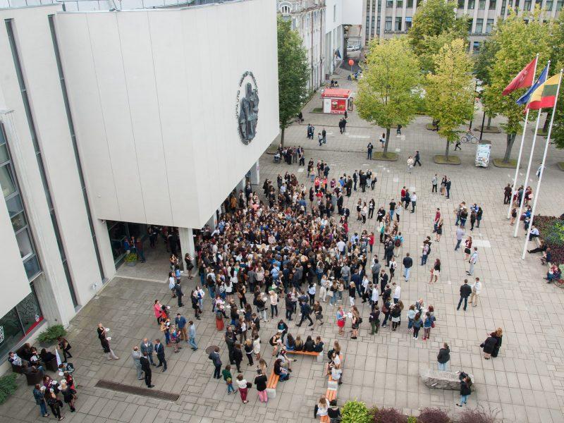 Lietuvos universitetuose ir kolegijose liko 2,4 tūkst. nemokamų vietų
