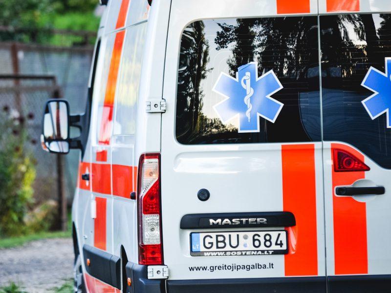 Vilniaus greitosios pagalbos dispečeriai paskelbė išeiną iš darbo