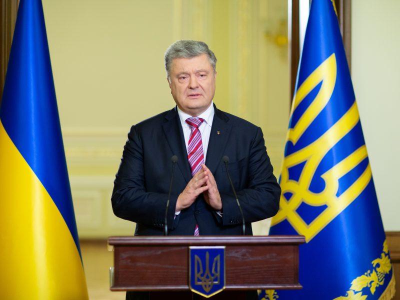 Ukraina atšauks draugystės su Rusija susitarimą
