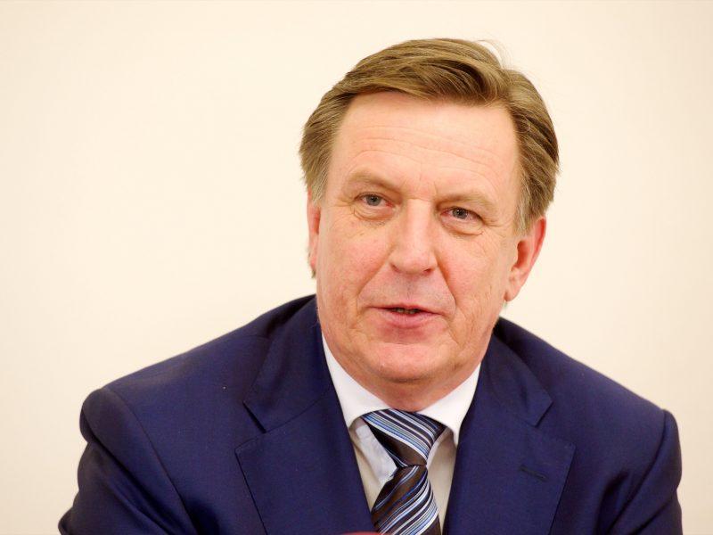 Latvijos premjeras įsitikinęs šalies finansų sektoriaus stabilumu