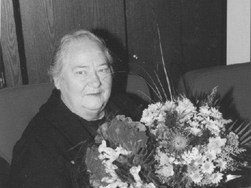 Mirė kalbininkė E. Stasiulevičiūtė-Piesarskienė