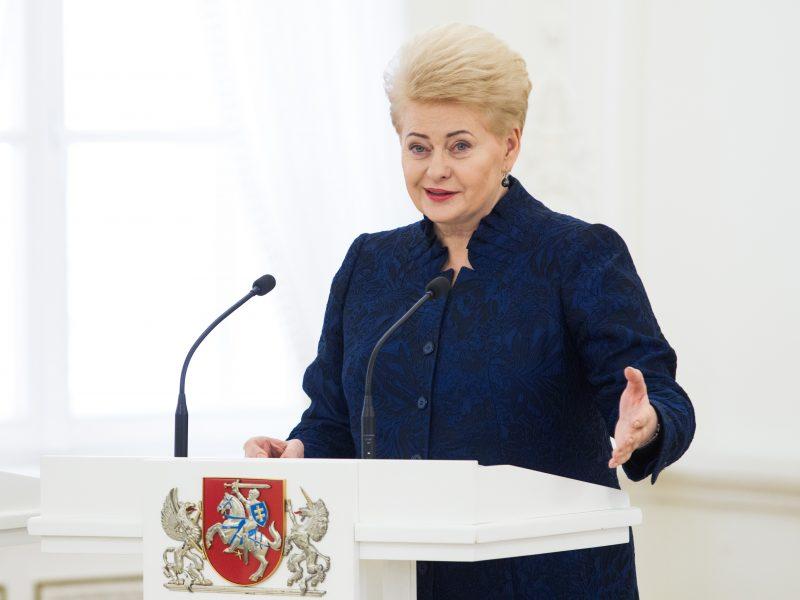 Kandidatai į prezidentus: ar jau aiškiau, kas pakeis D. Grybauskaitę?