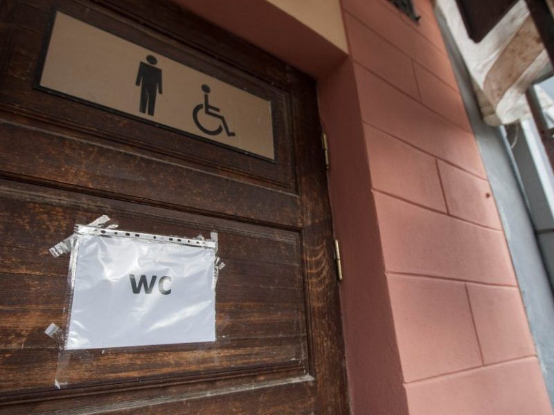 Kaunas ieško investuotojų septyniems viešiesiems tualetams įrengti