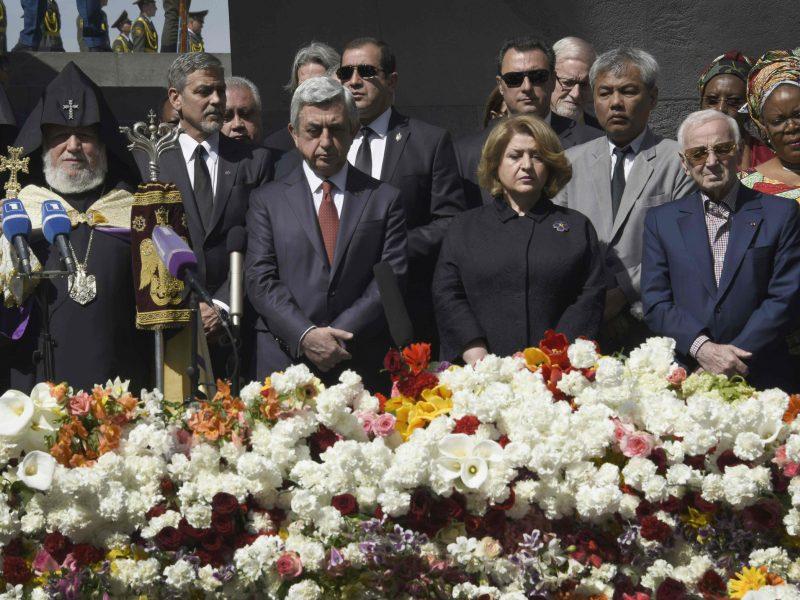 Nyderlandų parlamentarai pripažino armėnų genocidą