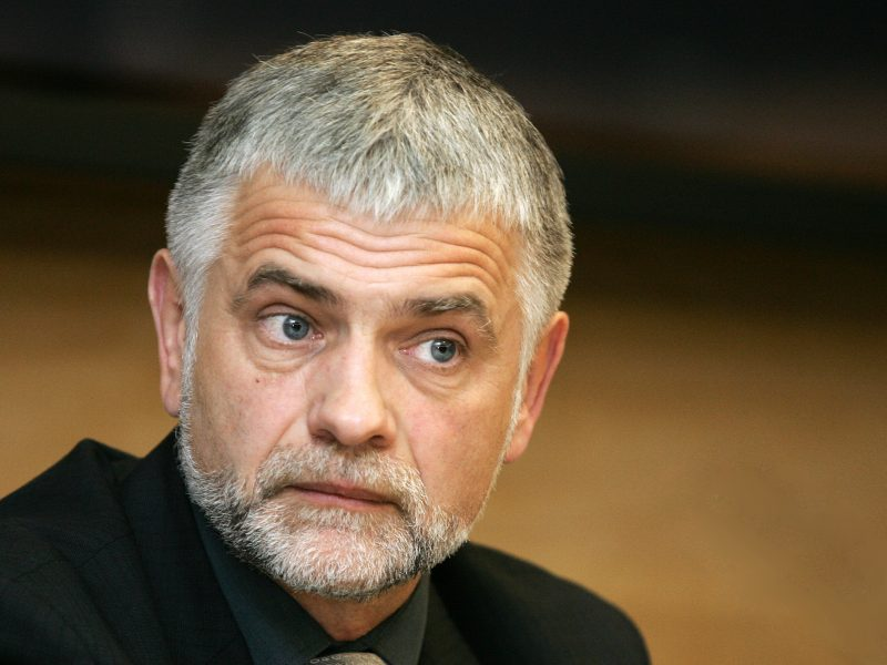 B. Markauskas ragina ES uždrausti gaminti prastesnius maisto produktus Rytų Europai