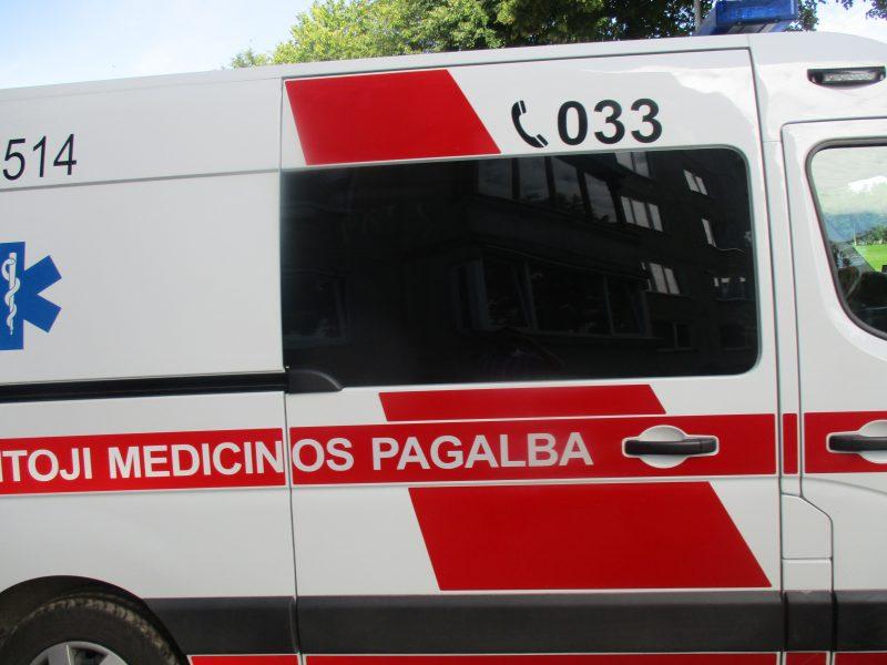 Per mašinų susidūrimą Prienų rajone nukentėjo vairuotojai