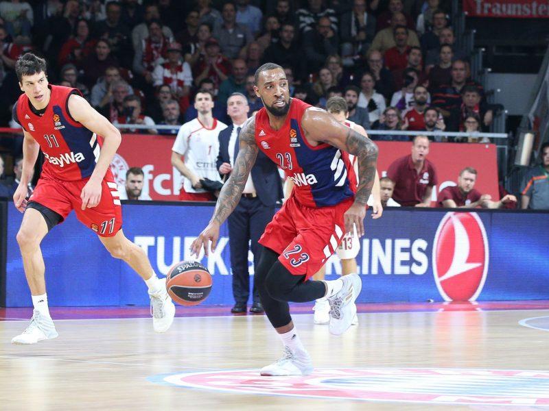 """Eurolygoje """"Bayern"""" krepšininkai patiesė """"Herbalife Gran Canaria"""" komandą"""