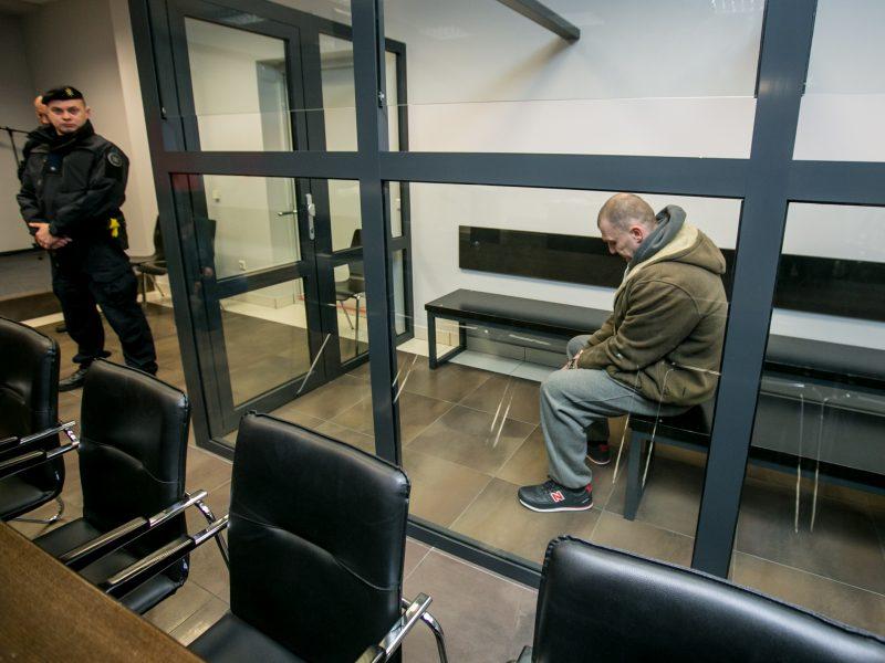 Ruslano Sadovskyi teismas