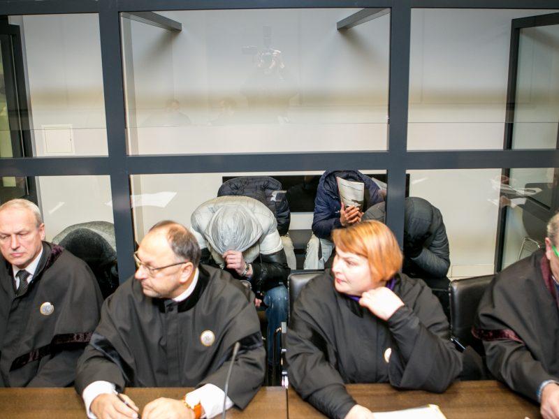 Pasiūlytos bausmės Karmėlavos budeliams