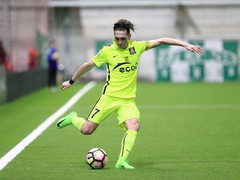 Dešimt faktų apie futbolininką D. Česnauskį