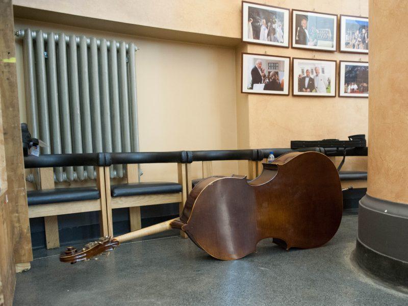 Pažaislio festivalyje-ES jaunimo orkestras