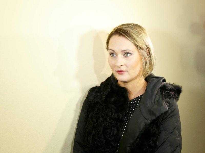 D. Gineikaitė pripažino melavusi ministrei