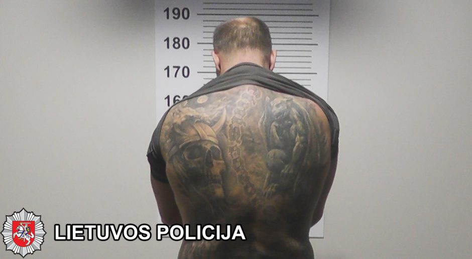 """""""Aro"""" sulaikytiems narkotikų platintojams – teismo bausmės"""