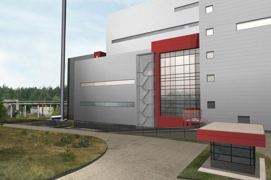 Vilniuje pradėta energijos iš atliekų jėgainės statyba, kuri sumažins šilumos kainas