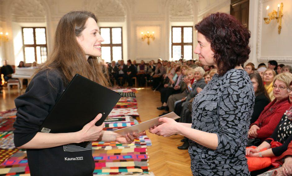 """Kaunas nuaudė """"Antklodę Europai"""""""