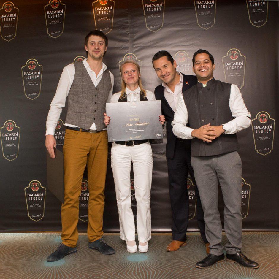 Sostinėje – barmenų kovos dėl kelialapio į pasaulinį kokteilių čempionatą