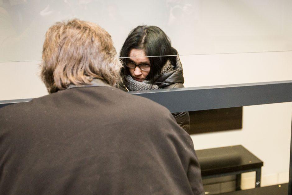 Šiurpą keliančią bylą persekioja neeilinės kliūtys