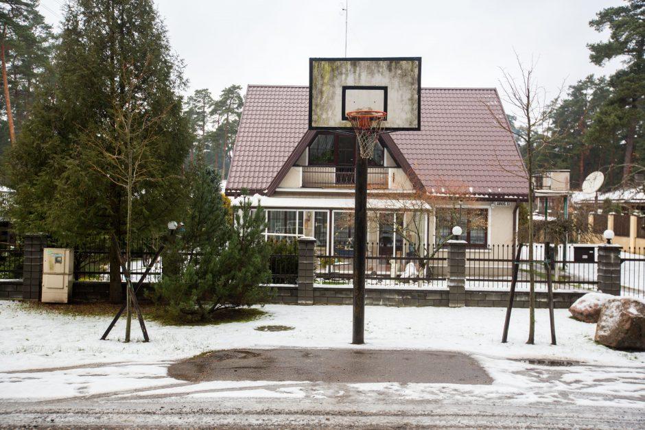 Korupcija įtariamo R. Pudževelio namas