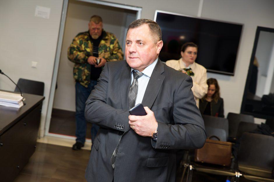 I. Dorošas atleistas iš Panevėžio ligoninės vadovo pareigų