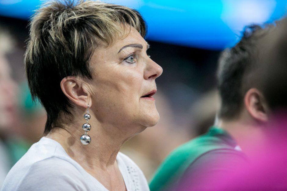 """LKL finalas: """"Žalgiris"""" – """"Lietuvos rytas"""" 80:70"""