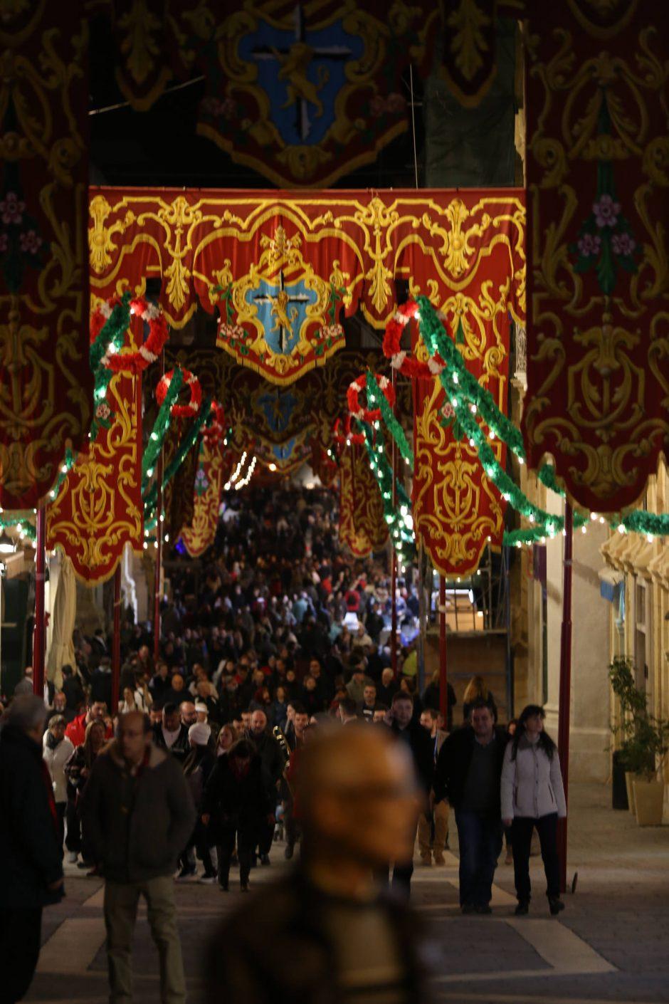 Įspūdžių kultūros sostinės programai sėmėsi Valetoje